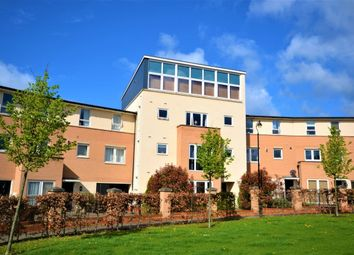 Thumbnail 2 bed flat for sale in Einstein Crescent, Duston, Northampton