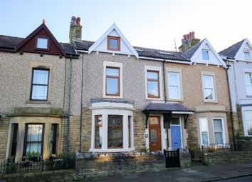 Thumbnail 4 bed terraced house for sale in Eardley Road, Heysham, Morecambe