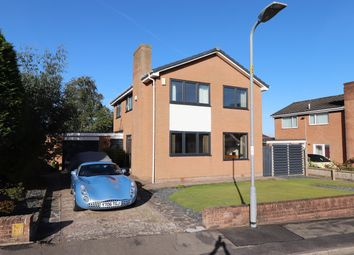 Thumbnail 4 bed detached house for sale in Cawflands, Durdar, Carlisle