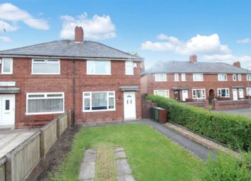 Thumbnail 2 bed semi-detached house for sale in East Grange Square, Leeds