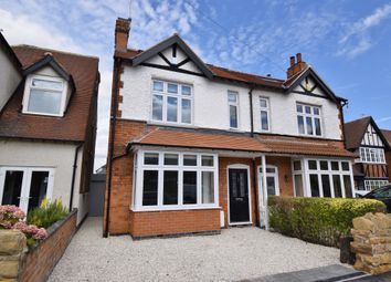 Thumbnail 4 bed semi-detached house for sale in Florence Road, West Bridgford