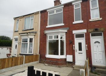 Thumbnail 2 bed terraced house to rent in Radcliffe Road, Bentley, Doncaster