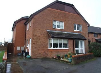 Thumbnail 1 bed semi-detached house to rent in Church Road, Caldicot