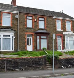Thumbnail 3 bedroom terraced house for sale in Stapleton Place, Morriston, Swansea