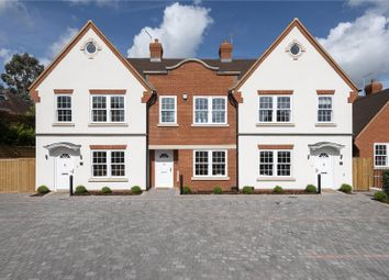 Thumbnail 4 bed end terrace house for sale in Kingsway, Chalfont St. Peter, Gerrards Cross, Buckinghamshire
