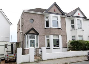Thumbnail 3 bed semi-detached house for sale in Beaconfield Road, Beacon Park, Plymouth