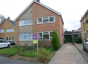 Thumbnail 3 bed property to rent in Prince Andrew Way, Ascot, Berkshire