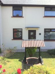 Thumbnail 3 bed terraced house for sale in Cromie Avenue, Haverfordwest, Pembrokeshire