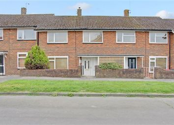 Thumbnail 3 bed terraced house for sale in Rother Crescent, Gossops Green, Crawley