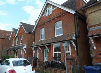 Thumbnail Flat to rent in Victoria Road, Cranleigh