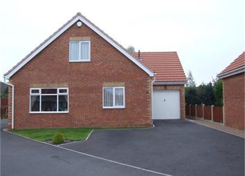 Thumbnail 3 bedroom detached bungalow for sale in York Grove, Kirkby-In-Ashfield, Nottinghamshire