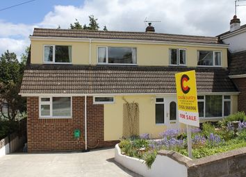 Thumbnail 3 bed semi-detached bungalow for sale in Drake Avenue, Torquay
