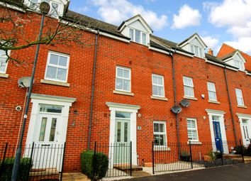 4 bed terraced house for sale in Addinsell Road, Redhouse, Swindon SN25