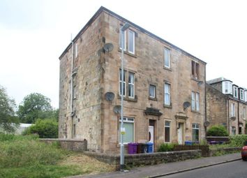 Thumbnail 2 bedroom flat for sale in 8, Knoxville Road, Flat 2-1, Kilbirnie, North Ayrshire KA257Eb