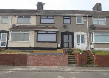 Thumbnail 3 bedroom terraced house for sale in Emlyn Terrace, Plasmarl, Swansea