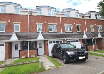 Thumbnail 3 bed terraced house for sale in Wesley Close, Sacriston, Durham
