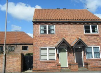 Thumbnail 2 bed terraced house to rent in Coopers Yard, Newark