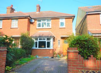 Thumbnail 3 bed semi-detached house for sale in Park Road, Ware