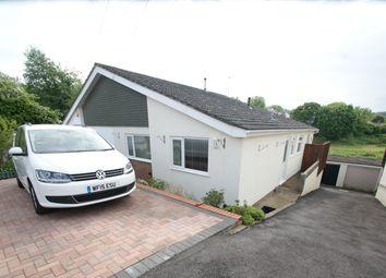 Thumbnail 2 bed semi-detached bungalow for sale in Knapp Park Road, Paignton