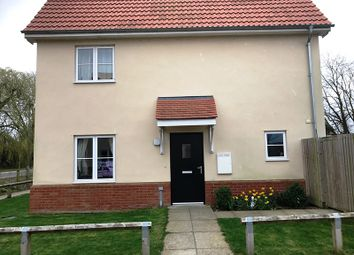 Thumbnail 2 bedroom end terrace house for sale in Spring Road, Bardwell