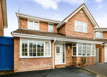 Thumbnail 4 bedroom detached house for sale in Viscount Avenue, Telford, Shropshire