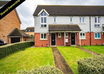 Thumbnail 2 bed end terrace house for sale in Wrens Gardens, Wath-Upon-Dearne