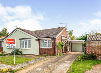 2 bed semi-detached house for sale in Dovehouse Drive, Wellesbourne, Warwick CV35
