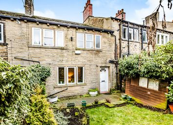 Thumbnail 2 bed terraced house for sale in Blackmoorfoot Road, Crosland Moor, Huddersfield