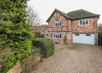 Thumbnail 4 bed detached house to rent in Meynell Gardens, Newmarket