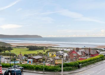 Thumbnail 3 bedroom flat for sale in Byron Apartments, Beach Road, Woolacombe, Devon