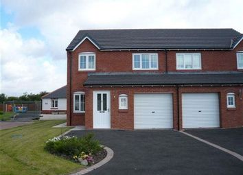 Thumbnail 3 bed property to rent in Greenrow Meadows, Silloth, Wigton