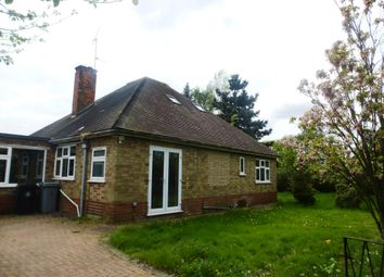 Thumbnail 4 bed detached bungalow to rent in Folkingham Road, Billingborough, Sleaford