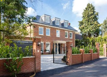 Thumbnail 6 bed detached house for sale in Golf Club Drive, Coombe, Kingston Upon Thames