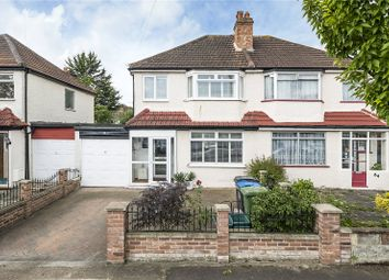 Thumbnail 3 bed semi-detached house for sale in Ravenswood Avenue, Surbiton