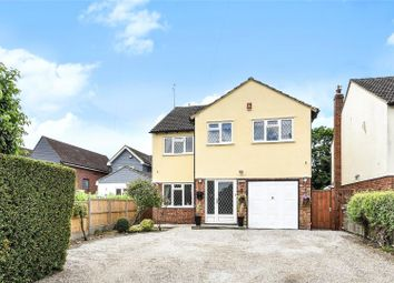 Thumbnail 4 bed detached house for sale in Epping Road, Nazeing, Waltham Abbey, Essex