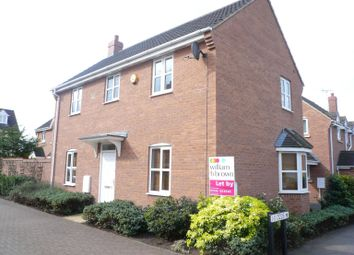 Thumbnail 3 bed property to rent in Crystal Drive, Sugar Way, Peterborough