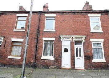 Thumbnail 2 bedroom terraced house to rent in St. Aidans Street, Tunstall, Stoke-On-Trent
