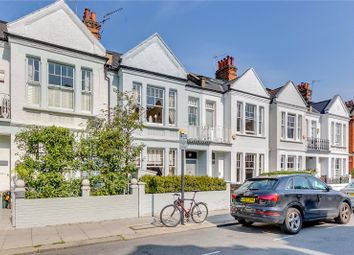 Thumbnail 4 bed terraced house for sale in Hurlingham Road, London