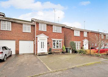 Thumbnail 4 bed semi-detached house for sale in Waterside Close, Bordon, Hampshire
