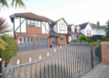 Thumbnail 5 bed detached house for sale in Thorpe Hall Avenue, Southend-On-Sea