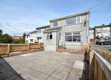 Thumbnail 3 bed end terrace house for sale in Court Rise, Blaenavon, Pontypool