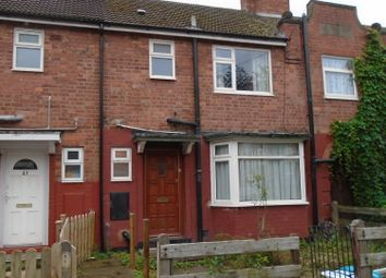 Thumbnail 1 bedroom terraced house to rent in Hollis Road, Coventry