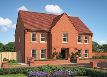 "Thumbnail 5 bed detached house for sale in ""Glidewell"" at Ellerbeck Avenue, Nunthorpe, Middlesbrough"