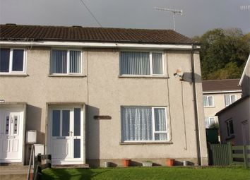 Thumbnail 3 bed semi-detached house for sale in 23 Maeshyfryd, St Dogmaels, Cardigan, Pembrokeshire