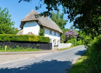 Thumbnail 4 bed detached house for sale in Bury Green, Little Hadham, Ware