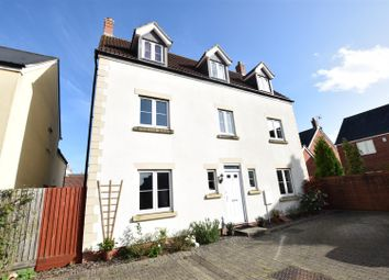 Thumbnail 5 bed detached house for sale in Lapwing Close, Portishead, Bristol