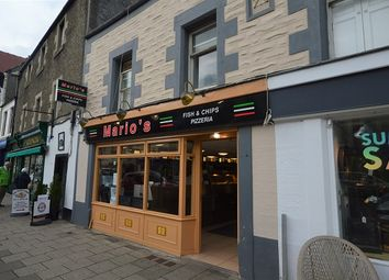 Thumbnail Restaurant/cafe for sale in High Street, Peebles, Scottish Borders