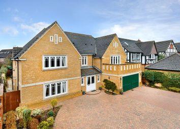 5 bed detached house for sale in Danesbrook Close, Furzton, Milton Keynes MK4