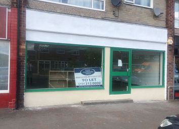 Thumbnail Commercial property for sale in 137-139 & 139A Ashington Drive, Choppington, Stakeford