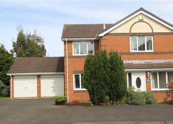 4 bed detached house for sale in Cheadle Avenue, Northburn Dale, Cramlington NE23